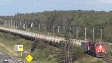 Dünyanın En Uzun Treni!