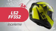 LS2 FF352 Kask İnceleme | LS2 FF352 Motorcycle Helmet Review