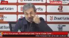 Aykut Kocaman: Fenerbahçe'deki Yarım Kalan İşimi Tamamlamaya Geliyorum