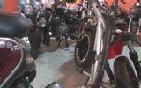 Hurdadan Otomatik Vitesli Motosiklet Üretmek  Van