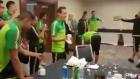 Javier Hernandez'e Eşek Şakası!