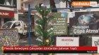Pendik Belediyesi Çalışanları Atıklardan Şaheser Yaptı