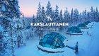 Finlandiya'da Çok Alternatif Bir Otel Konsepti!