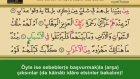 Sesli, Görüntülü,Mealli Kur`an ı Kerim Hatim Seti 23. Cüz (Ok Takipli)