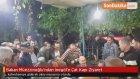 Bakan Müezzinoğlu'ndan İnegöl'e Çat Kapı Ziyaret
