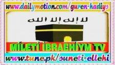 El-Lehü Teaeleye Tewbete Nesuwhae İle İstiğfe-Er Ettim Yeni İyme-En Ettim Yeni Müslim Oldum