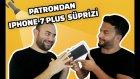 Patrondan Gökey'e iPhone 7 Plus sürprizi!