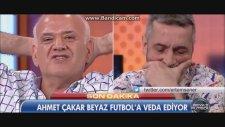Ahmet Çakar Beyaz Futbol'dan Ayrılıyor
