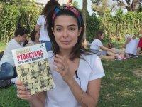 Aybike Turan'dan Kitap Önerisi: Pyongyang Kuzey Kore'ye Bir Yolculuk