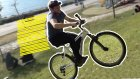 Bisikletle Bayır Çıkma Kapışması - Çok Zor