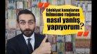Edebiyat Konularını Bilmeme Rağmen Nasıl Yanlış Yapıyorum? #sorunusor