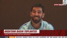 Arda Turan Milli Takım'ı Bıraktı!