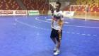 Futsalın kralı Alessandro Falcao'dan şov
