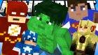 Süper Kahraman Kapışmaları! - Koşucular Savaşıyor!