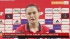 A Milli Kadın Basketbol Takımı Kaptanı Şaziye Ivegin Üner