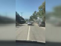Ambulansa Yol Vermeyen Trafik Magandası