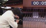 Dünyanın En Hızlı Piyano Vuruşunu Yapan Adam