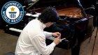 En Hızlı Piyano Vuruşu Yaparak Guinness Rekorlar Kitabına Giren Adam!