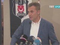 Fikret Orman Finalde Rakibin Fenerbahçe Olduğunu Hatırlarsa