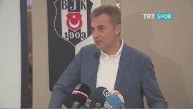 Fikret Orman Finalde Rakibin Fenerbahçe Olduğunu Hatırlayınca