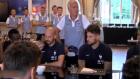 Fransa Milli Takımı Kampında Griezmann Varane'ı Kıskandı