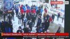 Medipol Başakşehir, Yalçın Ayhan'ı Takımdan Gönderdi