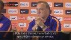 Advocaat'tan Sneijder Ve Van Persie Açıklaması