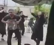 İran'da Cenaze Töreni