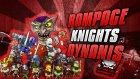 KOLSUZ KORSAN VE GEVEZE PAPAĞAN / Rampage Knights : Türkçe Oynanış
