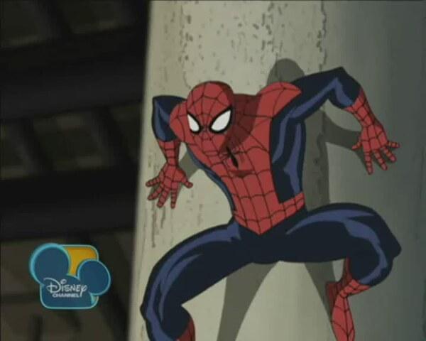 Muhteşem örümcek Adam 1 Sezon 1 Bölüm Büyük Güç Izlesenecom