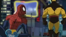 Muhteşem Örümcek Adam - 1. Sezon 10. Bölüm (Ucube)
