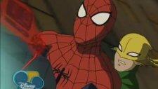 Muhteşem Örümcek Adam - 1. Sezon 12. Bölüm (Zamanım)