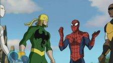 Muhteşem Örümcek Adam - 1. Sezon 17. Bölüm (Kış Günü)