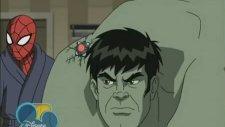 Muhteşem Örümcek Adam - 1. Sezon 19. Bölüm (Ev Hastası Hulk)