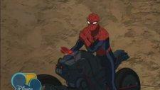 Muhteşem Örümcek Adam - 1. Sezon 2. Bölüm (Büyük Sorumluluk)