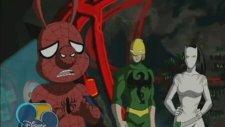 Muhteşem Örümcek Adam - 1. Sezon 20. Bölüm (Koş Domuz Koş)