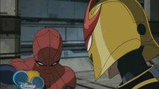 Muhteşem Örümcek Adam - 1. Sezon 3. Bölüm (Ölüme Mahkum)