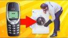 Nokia 3310'u Çamaşır Makinesine Attık - Yine De Çalıştı Mı?