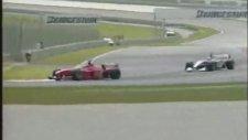 Schumacher vs. Häkkinen
