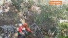 Kayalıklarda Mahsur Kalan 5 Keçi, 6 Saatlik Çalışma Sonunda Böyle Kurtarıldı