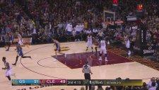 Kevin Durant'ten Cleveland'da 31 Sayı, 8 Ribaund & 4 Asist! - Sporx