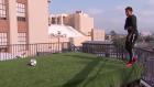 Neymar Çatıdan Çatıya Golünü Attı