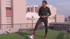 Neymar'ın Çatıdan Çatıya Roket Yollaması