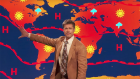 Brad Pitt'in Hava Durumu Sunması (The Jim Jefferies Show)