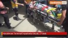 Havalimanı Terminal İnşaatında Göçük: 2 Yaralı