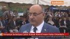 Ümraniye Belediyesi Şehit Köksal Karmil İmam Hatip Ortaokulu Ek Hizmet Binasının Temeli Atıldı