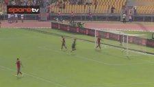 Aboubakar Fas'a Gol Attı!