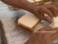 Hindistan Usulü Tost Yapımı 2