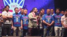 Efsane Başkan Ümit KALKO ile 31 Yıllık Mucize Silivrispor Şampiyonluğu ve Demet Akalın Konseri