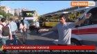 Kaza Yapan Metrobüsler Kaldırıldı